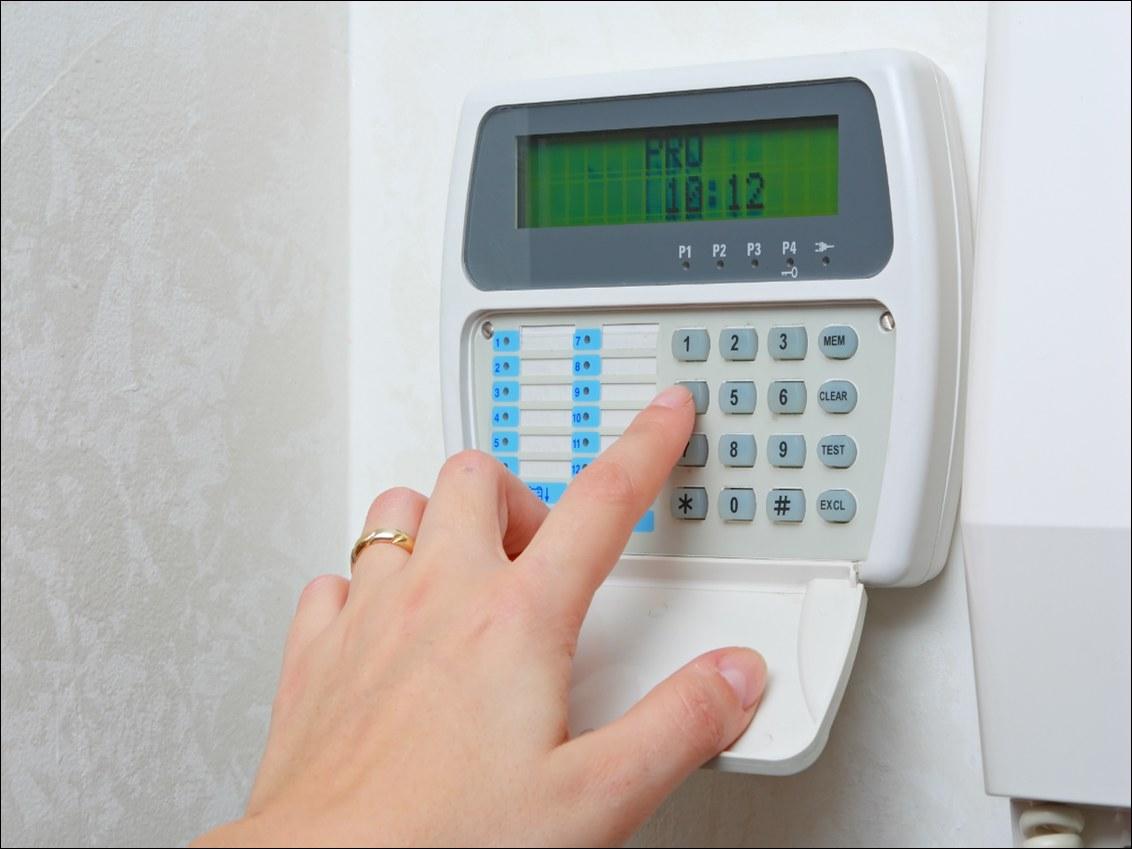 Alarme residencial preço