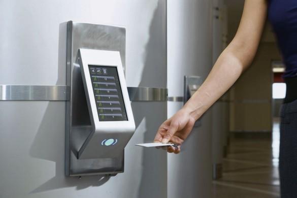 Controle de acesso biometria digital