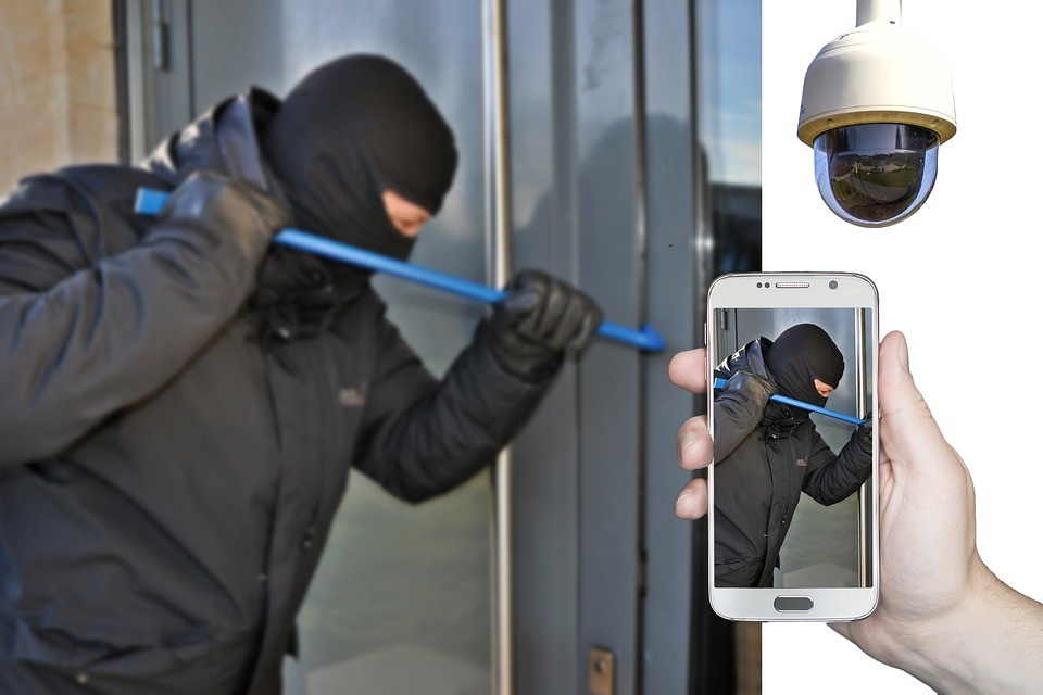 Instalação de câmeras de segurança sp
