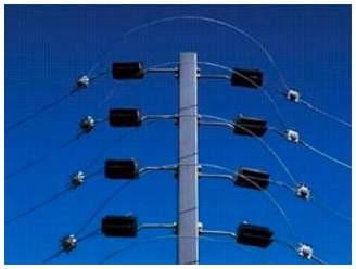 Instalação cerca elétrica