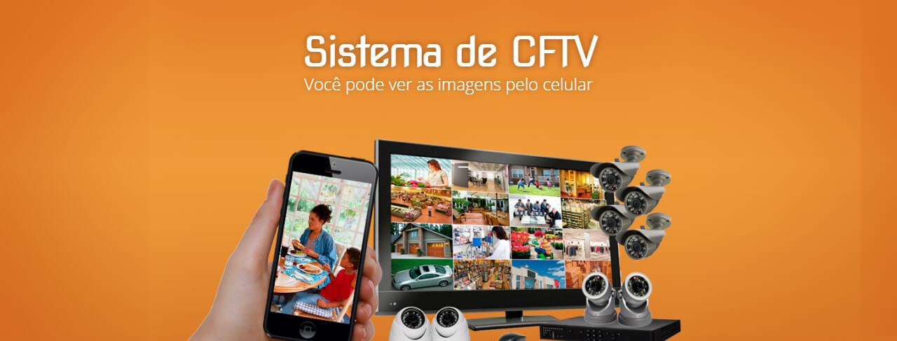 Empresa de instalação de cftv
