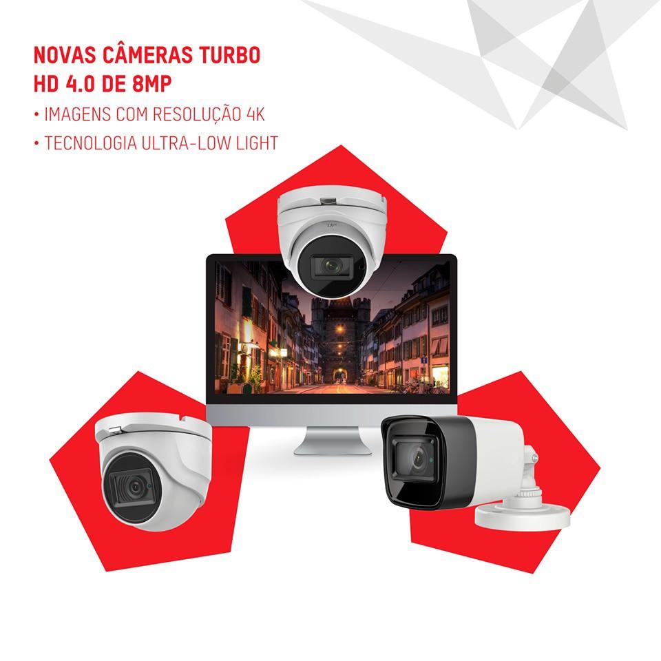 Comprar câmeras de segurança