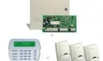 Alarme residencial com sensor de presença preço